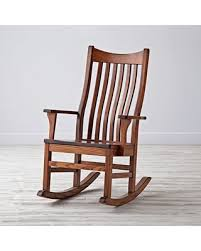 wooden rocking chair. Exellent Rocking Land Of Nod  Classic Wooden Rocking Chair Chairs U0026 Gliders With Chair G