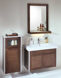 Bathroom Sink And Cabinet Outstanding Floating Sinks Overcoming Your Morning Problem