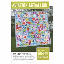 Aviatrix Medallion Pattern - Elizabeth Hartman - Elizabeth Hartman ... & Aviatrix Medallion Pattern Adamdwight.com