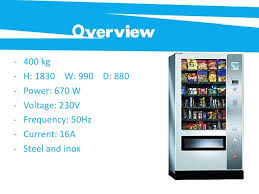 How Vending Machine Works Extraordinary How A Vending Machine Works Short