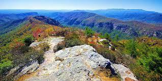 table rock mounn hiking trail