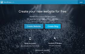 Create Your Own Blog How To Create A Blog Site Using Wordpress