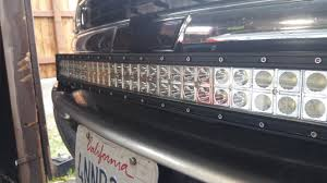 the official led light bar guide the official jeep wrangler tj forum 3w phillips solid diodes warmer light temperature is easy on the eyes and the quality is miles above epistar much better beam right off the circuit