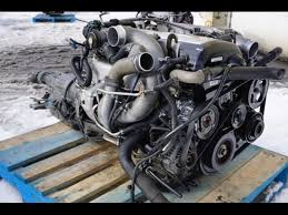 JDM Toyota 1JZGTE Twin Turbo Engine VVTi Engine Wiring Ecu