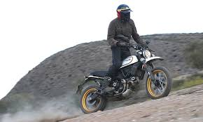 ducati scrambler desert sled 2017 first ride and review