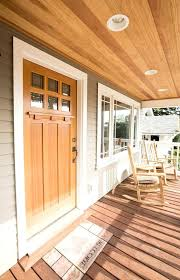 white craftsman front door. Craftsman Front Door Trim Porch Designs Entry With White Style