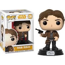<b>Funko</b> Star Wars: Solo - <b>Han Solo Pop</b>! Vinyl Figure at Toys R Us