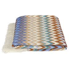 margot throw  by missoni home  (open box) floor sample sale
