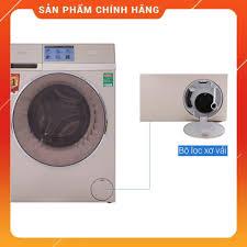 VẬN CHUYỂN MIỄN PHÍ KHU VỰC HÀ NỘI ] Máy giặt Aqua cửa ngang 10kg giặt 5kg  sấy AQD-D1000HT - [ Bmart247 ] chính hãng 13,790,000đ