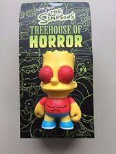 Kidrobot  Simpsons Simpsons Treehouse Of Horror Kidrobot
