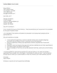 Cover Letter For Manufacturing Manufacturing Cover Letter Examples