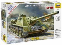 """""""<b>Модель</b> для сборки """"Советский истребитель танков """"<b>СУ</b>-<b>100</b> ..."""
