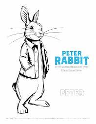 Peter Rabbit Movie Coloring Pages Redhead Baby Mama Atlanta Blogger