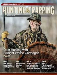 Hunting in Maryland 2020-2021