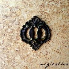 Antique Drawer Backplate KBC Dresser from MagicalBeansHome on