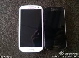 galaxy s4 screen size samsung accidentally reveals new mini version of galaxy s4 handset