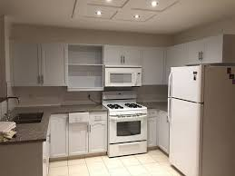 kitchen cabinets painting in edmonton dining