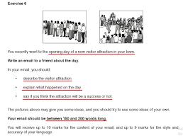 Writing Exercise 5 Letter Writing Igcse Aid