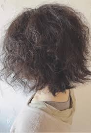 縮毛矯正をやめたいくせ毛を活かす髪型にしてみます 吉祥寺