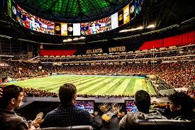 Fedex Field Loge Seating Chart Suites Atlanta United Fc