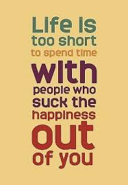 Happiness In Life Quotes Amazing Life Is Too Short To Spend Time Quote Picture