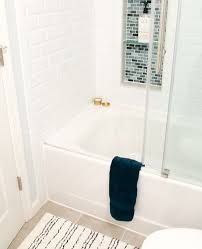 after taking in all of our considerations we chose the american standard cambridge alcove bathtub americast is an exclusive patented material used in