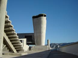 Toit Du Corbusier Cité Radieuse Marseille Flickr
