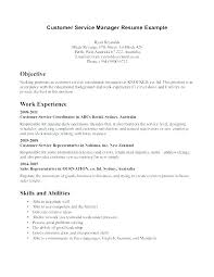 Excellent Customer Service Skills Resume Example For Skill List Job ...
