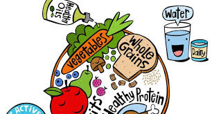 healthy food plate for kids. Modren Kids 10 Easy Ways To A U0027HealthyDietu0027 For Kids And Healthy Food Plate For F