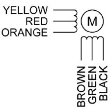 lead motor wiring image wiring diagram 9 lead motor winding diagram 9 image about wiring diagram on 9 lead motor wiring
