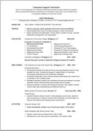 Super Idea Objectives To Put On A Resume 8 Good Objective Resume
