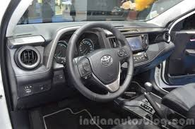 2015 toyota rav4 interior. 2016 toyota rav4 hybrid interior at iaa 2015 rav4