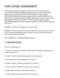 Lease Agreement Example Cancellation Of Lease Agreement Template Get Free Sample