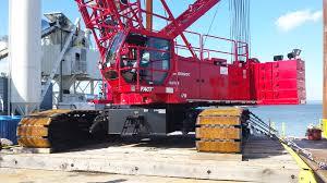 Manitowoc Cranes A Key Player On New Ny Bridge Project