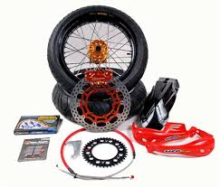 supermoto conversion kit 50 50 street race motostrano com