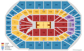 Bankers Life Fieldhouse Virtual Seating Chart Stadium Seat Flow Charts