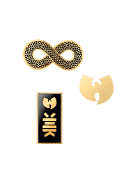 Wu-Tang x Milk Makeup Pin Set