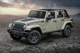 Jeep Adds Wrangler Rubicon Recon Edition to Lineup » AutoGuide.com ...