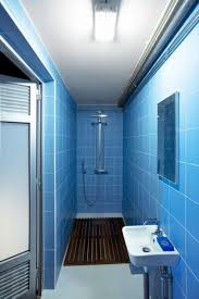 Small Blue Bathrooms Light Blue Bathroom Bright Bathroom Interior In Light Blue Color