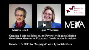 Marion Good Interview - by 'Stepright' with Lynn Whetham - Oct 15 2014 on  Vimeo