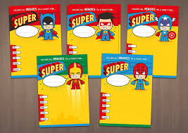 superheroes birthday party invitations 30 pack x children s birthday party invitations mixed superhero