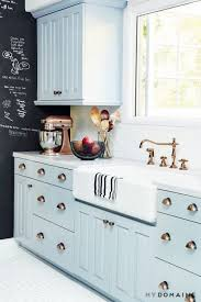 Kitchen Makeover with White Ikea Kitchen Cabinets, Subway Tile ...