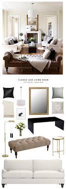 Bench Living Room Ideas
