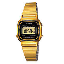 casio watches edifice g shock solar digital h samuel casio ladies gold plated bracelet watch product number 8917469