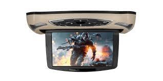 10 inch overhead dvd players choosing the best 10 overhead roof xtrons cr103hd 10 1 hd digital tft flipdown roof mounted dvd player hdmi input