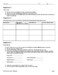 Solution Cooking Merit Badge Worksheet Studypool