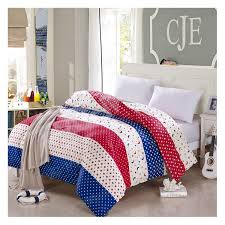pure cotton bedding bag patchwork printed quilt cover 160 x 210cm moon stars and