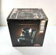 Best turkish coffee machine are products which you'll be using for a fair amount of time. Arzum Okka Ok002w Automatic 120v Turkish Greek Coffee Machine White Chrome For Sale Online Ebay