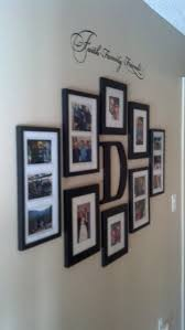 Amusing Images Of Picture Collage Wall Decor For Wall Decoration Design  Ideas : Foxy Living Room