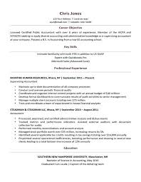 Internal Auditor Resume Objective Accounting Auditor Resume 48